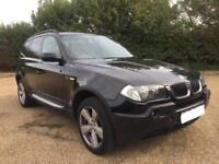 BMW X3 3.0i auto 2005MY Sport..VERY SIMILAR TO X5