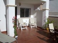 Costa Blanca, Spain. Ground floor apartment with a/c, Wi-Fi, English TV, sleeps 4, from £225 (SM016)