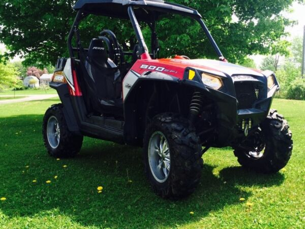 Used 2012 Polaris 2012 polaris rzr 800 eps