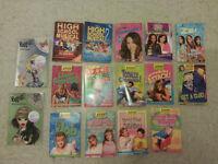 teenage girl books