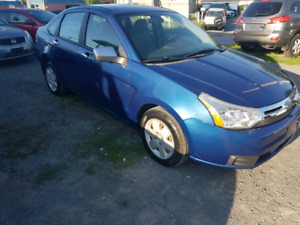 """2008 Ford Focus """"Safety"""" only 109kms"""
