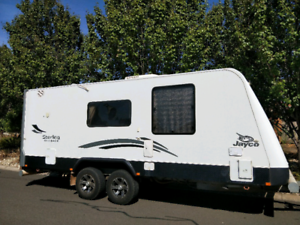 Jayco Outback Sterling 2013 Great family caravan