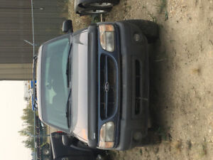 2000 Ford Explorer for parts