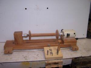 metier a tisser bobineuse electrique