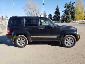 2009 Jeep Liberty Limited Edition * 4x4 * Heated seats * Sunroof