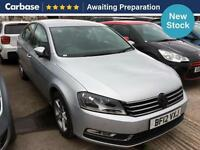 2012 VOLKSWAGEN PASSAT 2.0 TDI Bluemotion Tech S 4dr