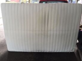 IKEA double mattress with stain £25