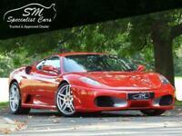 2005 Ferrari F430 4.3 COUPE F1 2d 479 BHP Coupe Petrol Semi Automatic