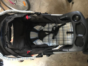 Graco Stroller clean and works well