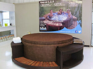 **LOOK** SOFTUB SALE in Spruce Grove - NEW WEBSITE! Edmonton Edmonton Area image 1