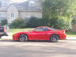 1991 Mitsubishi GTO/3000GT VR4 REDUCED