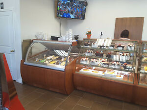 Fish cases, Pastry cases, Deli cases, Open cases, Gelato cases. Yellowknife Northwest Territories image 3