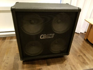 Cabinet Crate GX412R