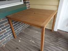 Outdoor dining table Armidale 2350 Armidale City Preview