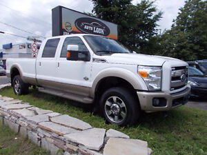 2011 Ford F-350 King Ranch Lariat  6.7 Turbo-Diesel '' Crew-Cab