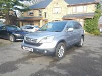 57 2008 Honda CR-V 2.2 i-CTDi EX HIGH SPEC MODEL!!!!! 4x4