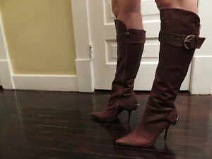 Dress Boots just in time for fall size 8.5 Cambridge Kitchener Area image 1