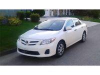 Toyota Corolla CE 2012 **PRIX VENTE RAPIDE**