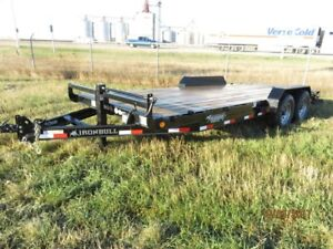 2017 Iron Bull Trailers EQ14 24'