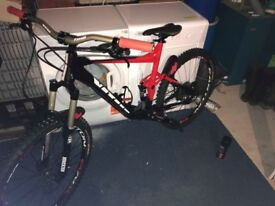 "Vitus escarpe 2014 (Large) 19"" frame. All-mountain/Enduro"