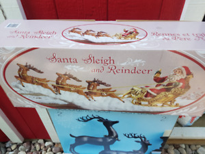 Large Christmas decorations GREAT DEAL !