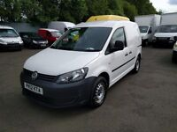 Volkswagen Caddy 1.6 TDI LIFE C20 102PS (white) 2012