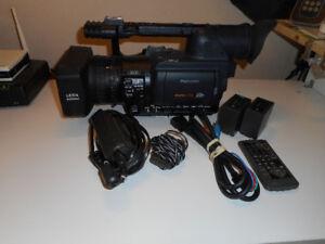Camera vidéo Panasonic HVX-200