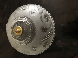 Wanting to buy an Antique ceiling light shade