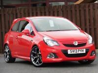Vauxhall Corsa VXR 1.6T 16v 3dr PETROL MANUAL 2013/13