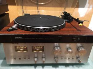 Vintage Rotel RA-714 amplifier