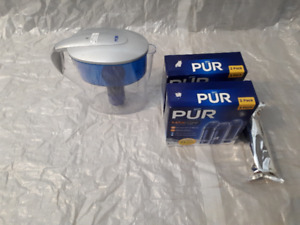 Water Filtration Container