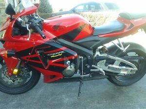 for sale honda CBR600RR 2006. 20k