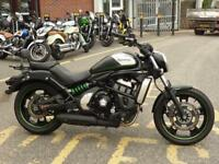 Kawasaki Vulcan S SE ABS 2016 Model Just 1172 Miles