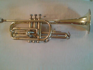 Nice Blessing Cornet -Plays Great !