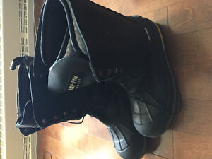 Baffin winter steel toe capped boots