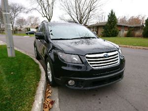 2008 Subaru Tribeca with heated leather seats and Winter Tires