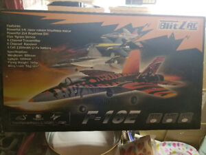 BRAND NEW!!! PRICE IS NEGOTIABLE!!! RC F-18E Tiger jet.
