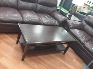 *** USED *** ASHLEY LOGAN COFFEE/END TABLES   S/N:51132145   #STORE509