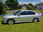 Subaru liberty rx sedan 2002 Bomaderry Nowra-Bomaderry Preview