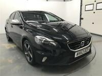 Volvo V40 D3 R DESIGN Lux 5dr Geartronic