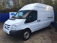 2013 63 Ford Transit 2.2TDCi ( 125PS ) ( EU5 ) ( RWD ) 350L LWB Diesel Van