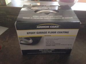 Armour coat epoxy floor coating