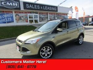 2013 Ford Escape SEL   NAV! CAM! PAN ROOF! HEATED SEATS!