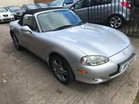 Mazda MX-5 1.8i Sport - 2003, Full History 11 Stamps, 12 Moths MOT, Heated Seats