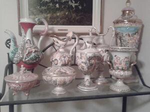 Capodimonte collection