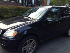 2006 Mercedes-Benz  ML 350 SUV, Crossover