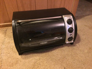 Black n Decker Toaster oven