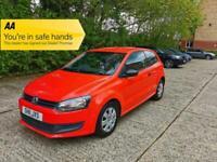 2011 Volkswagen Polo 1.2 S 3dr (a/c) +Cheap Insurance +ULEZ +AUX +AC