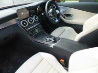 2019 Mercedes-Benz C-CLASS C 300 d AMG Line Coupe Auto Coupe Diesel Automatic