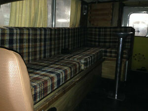 1976 Toyota Chinook Pop Top Camper. OBO. Open To Trades. North Shore Greater Vancouver Area image 9